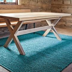Tisca Hand-woven carpet | Olbia / Orlando CALANDA