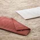 Bath rugs cotton