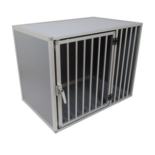 Hundos  Pro  Hondenbench model DL maat M 3 zijden dicht