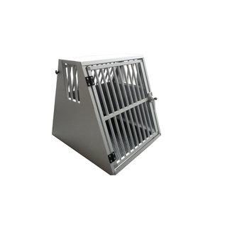 Hundos Maatwerk Aluminium Autobench Schuin