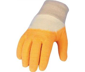 Latexhandschoenen geel