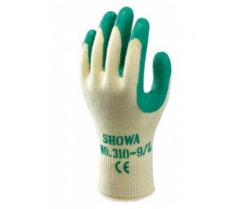 Showa 310 werkhandschoen groen