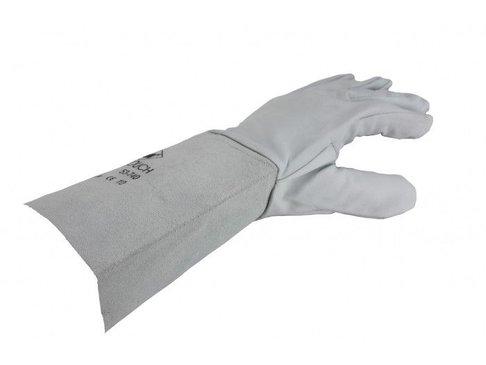 Lashandschoenen 35cm XL