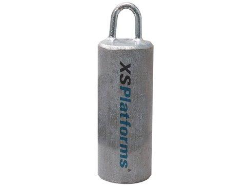 XSPlatforms Gewicht