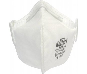 Kelfort Stofmasker vouwbaar FFP1
