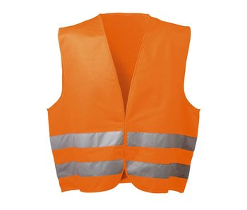 Veiligheidshesje oranje XL