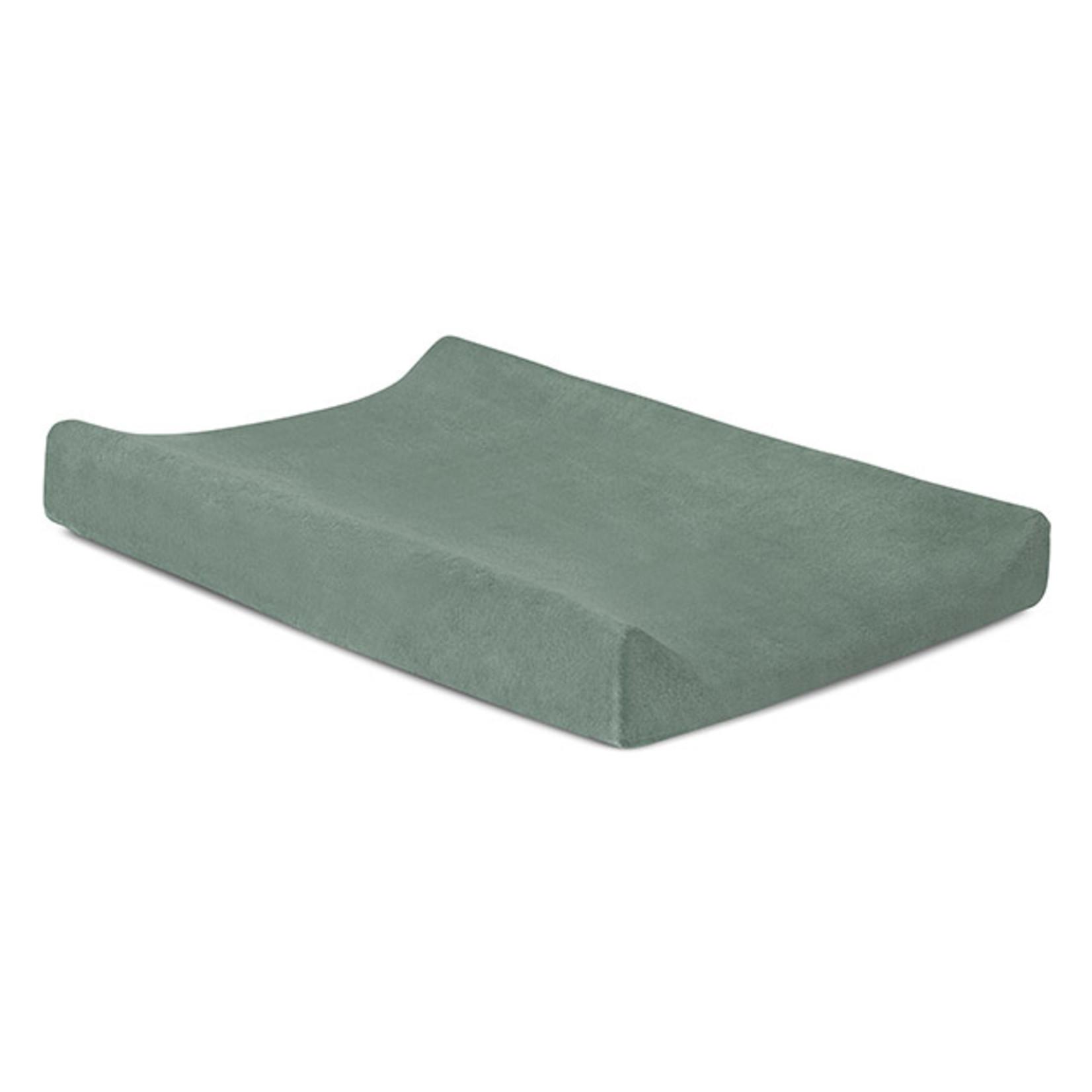 Jollein Aankleedkussenhoes 50x70cm ash green