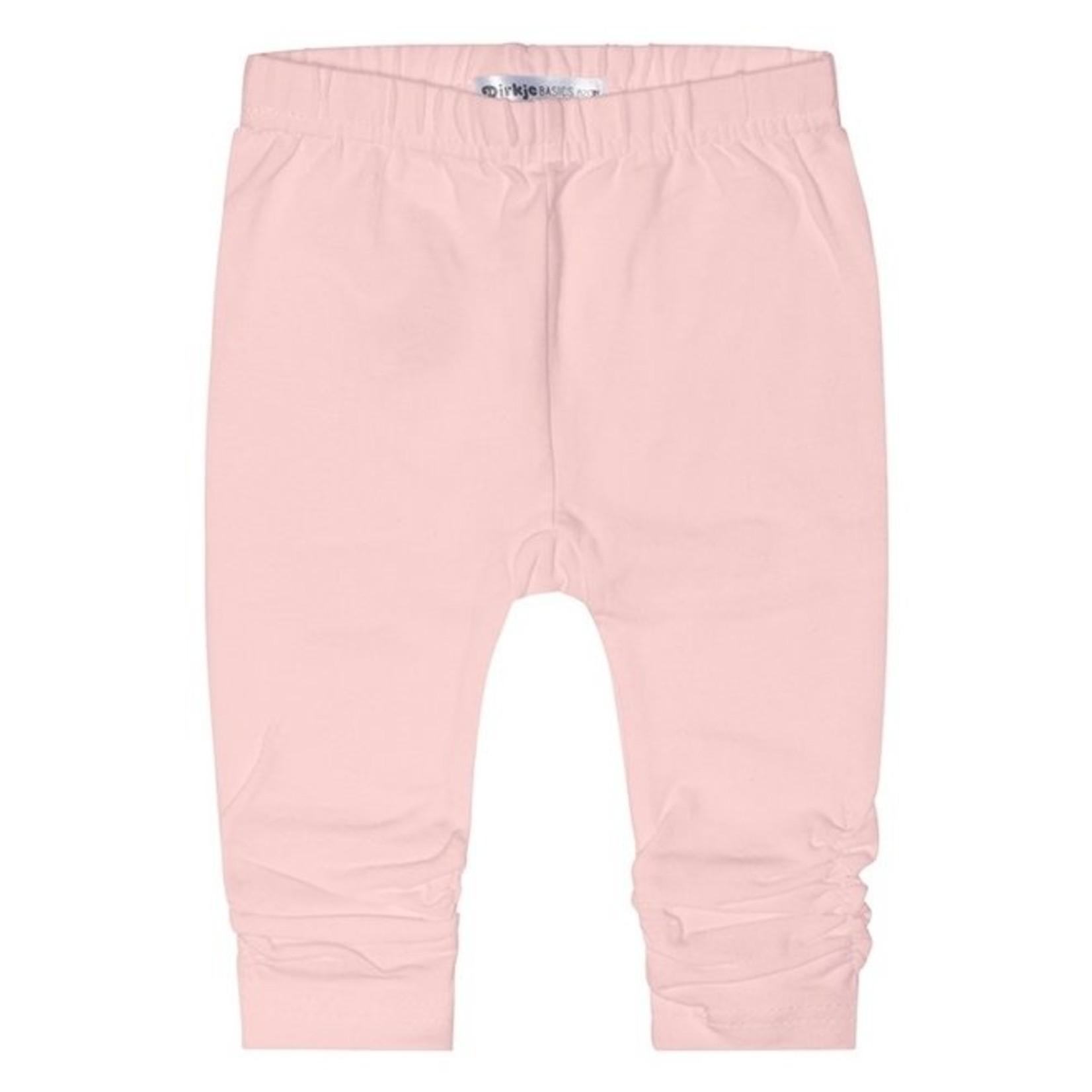 Dirkje Meisjes legging licht roze