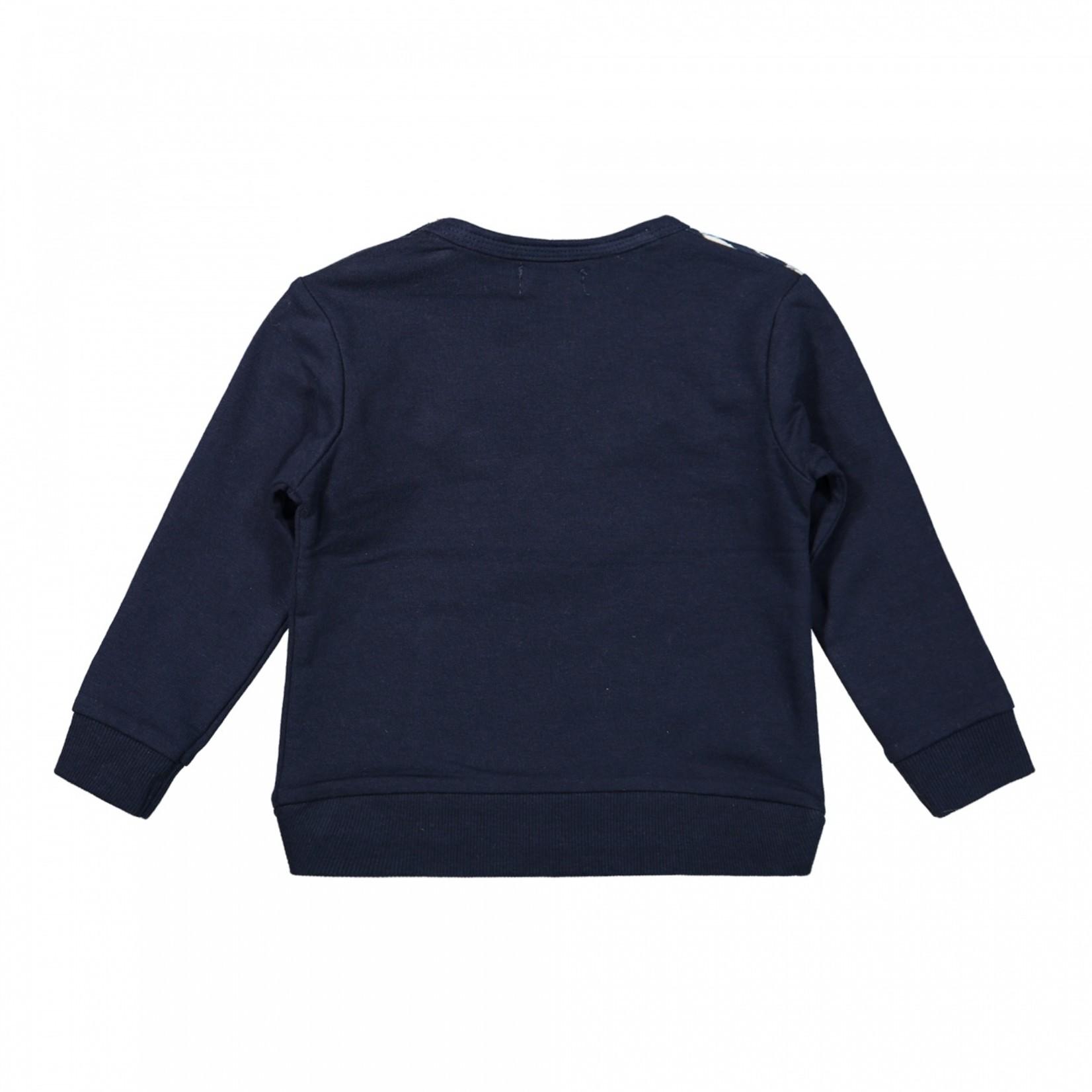 Dirkje Meisjes sweater zebraprint