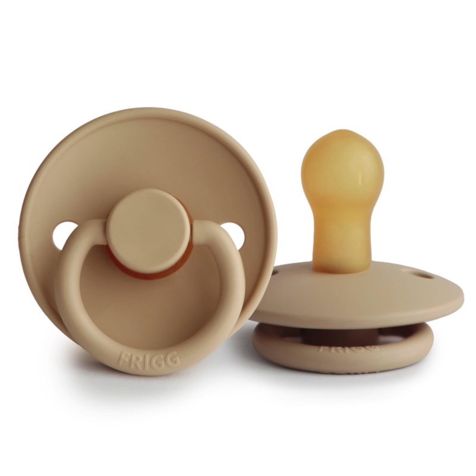 FRIGG FRIGG - CLASSIC - Fopspeen latex - croissant