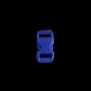 123Paracord Plastic buckle 10MM Blue