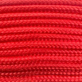 123Paracord Paracord 100 type I Simply Red