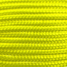 123Paracord Paracord 100 type I Ultra Neon Yellow