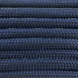 123Paracord Paracord 550 type III Midnight Blue