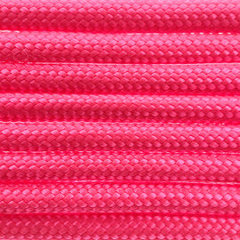 123Paracord Paracord 550 type III Pink neon