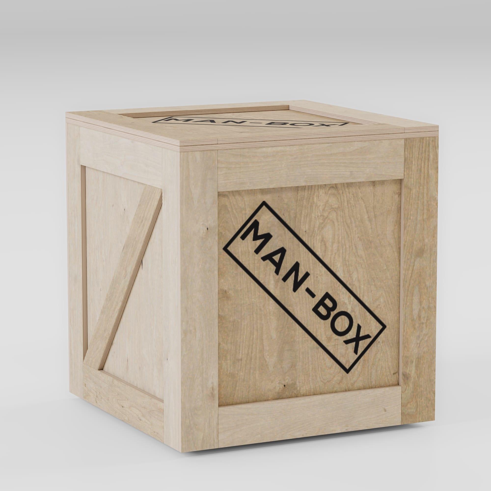 Man-Box cadeau voor hem