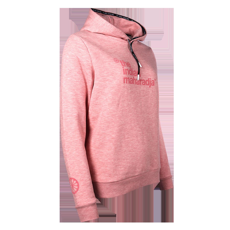 The Indian Maharadja The Indian Maharadja  hoodie block meisjes pink