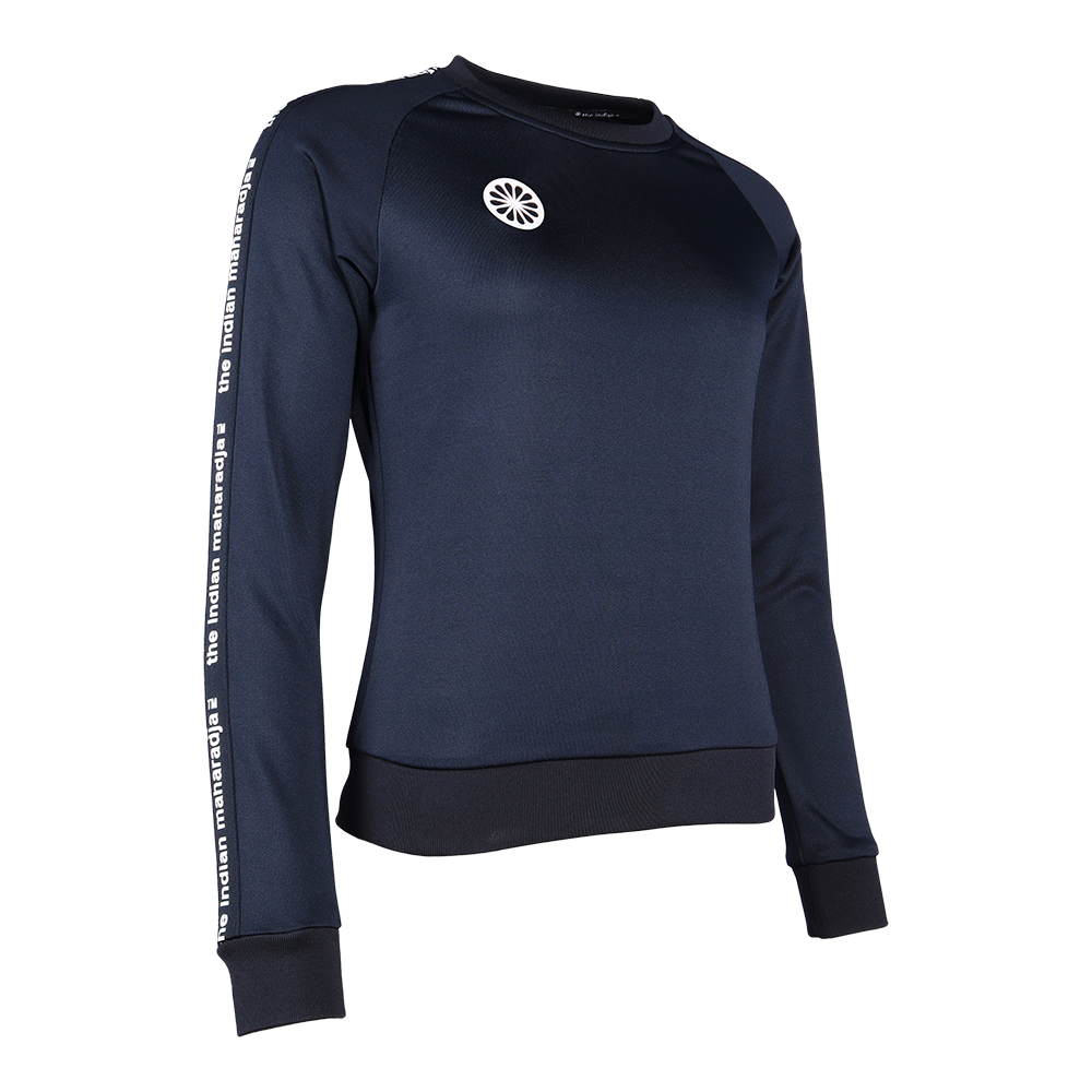 The Indian Maharadja The Indian Maharadja sweater poly terry dames navy
