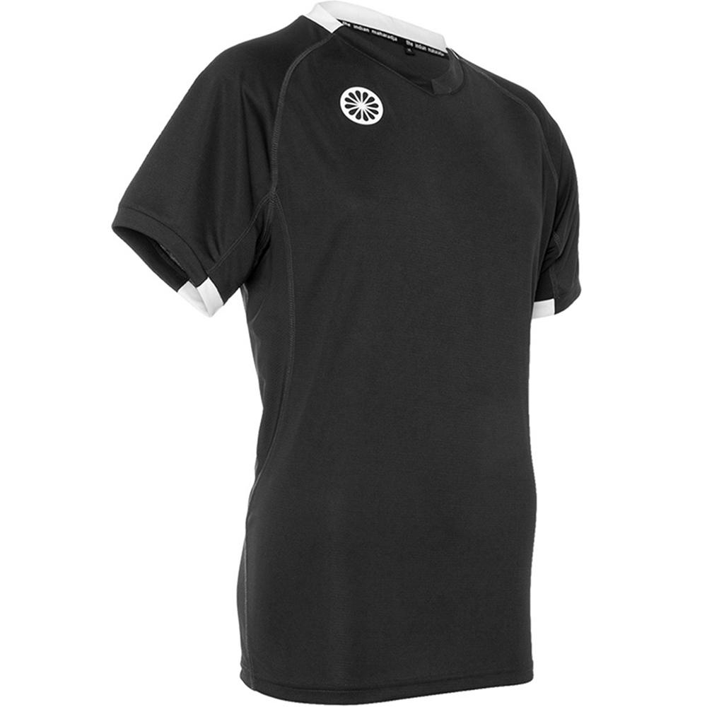 The Indian Maharadja The Indian Maharadja tech shirt heren zwart