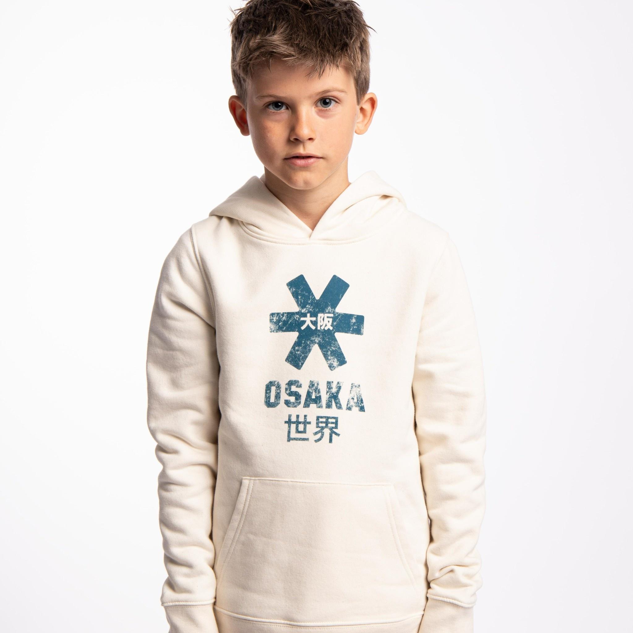 Osaka Osaka hoodie junior natural