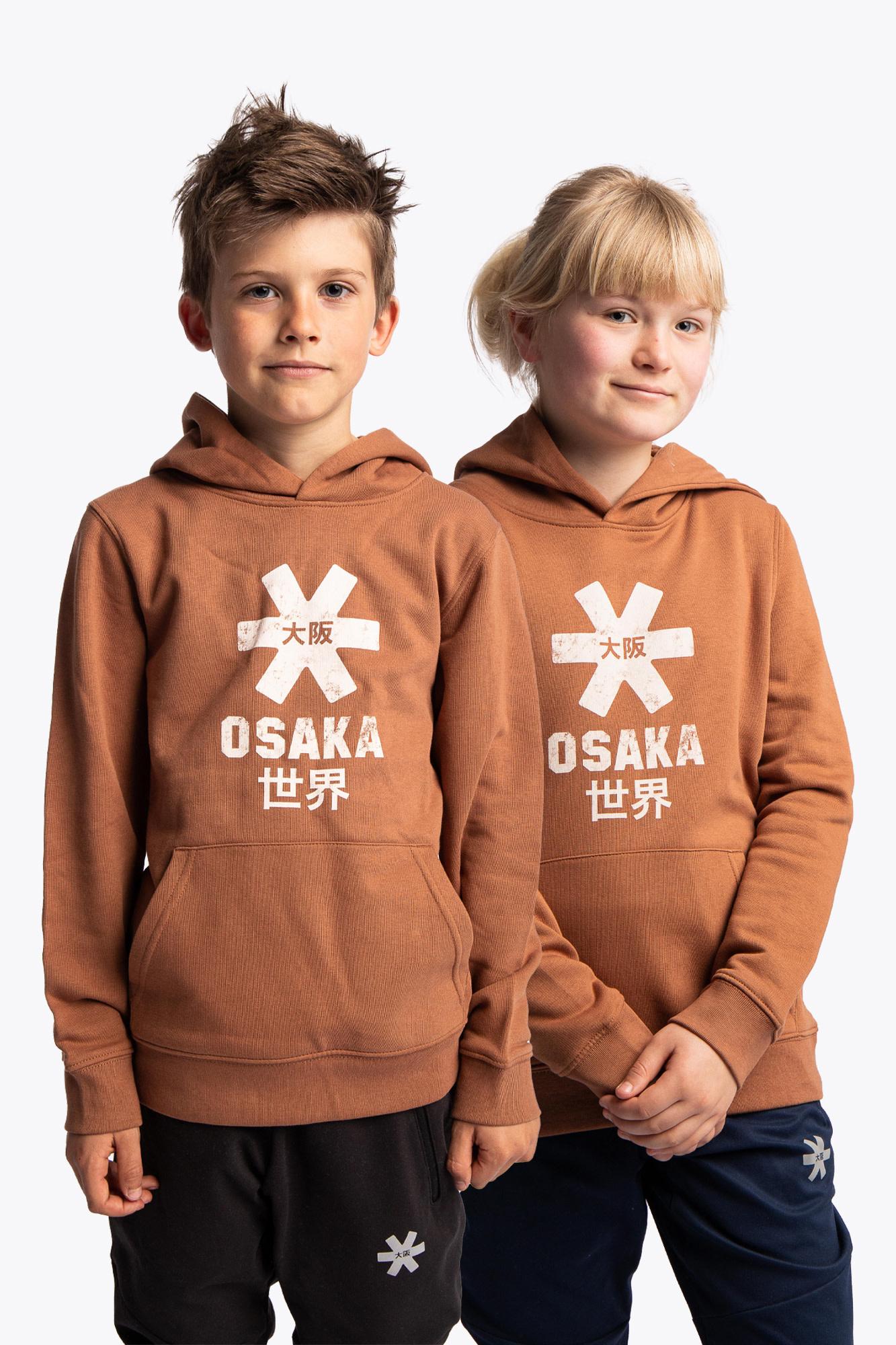 Osaka Osaka hoodie junior caramel