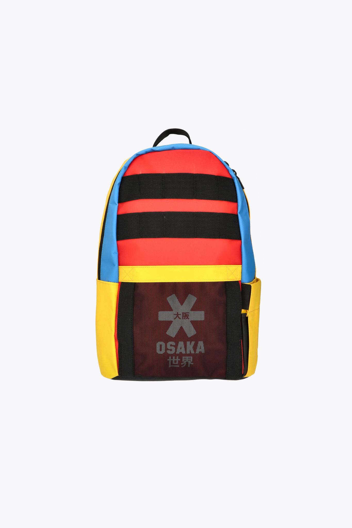 Osaka Osaka Pro Tour backpack compact primary colour mix