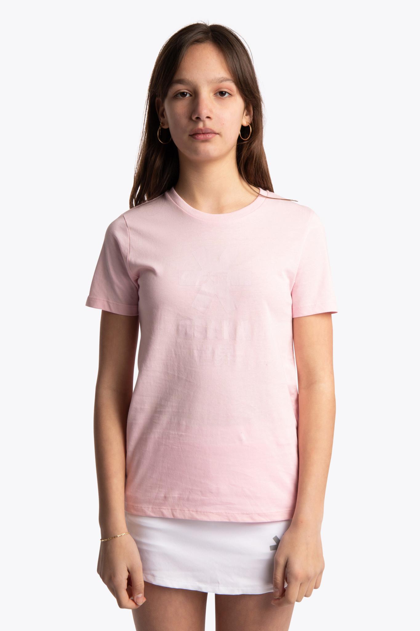 Osaka Osaka shirt junior roze
