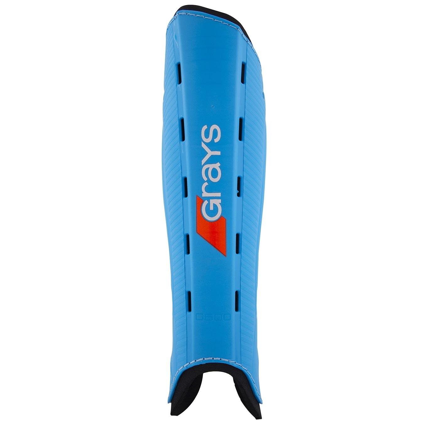 Grays Grays G600 scheenbeschermer blauw-zwart