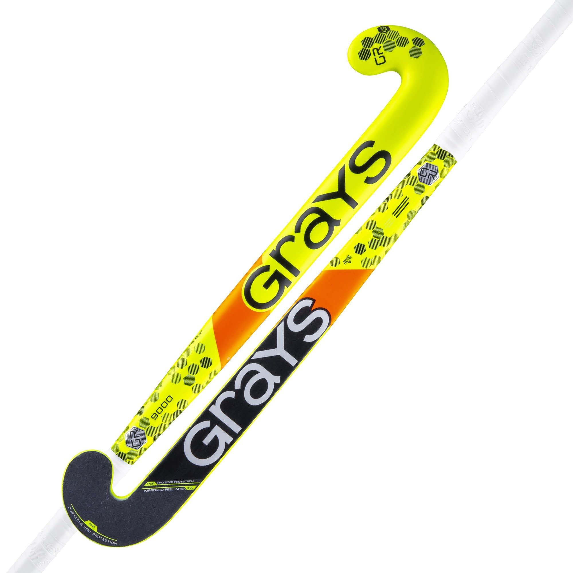 Grays Grays GR 9000 zwart - geel
