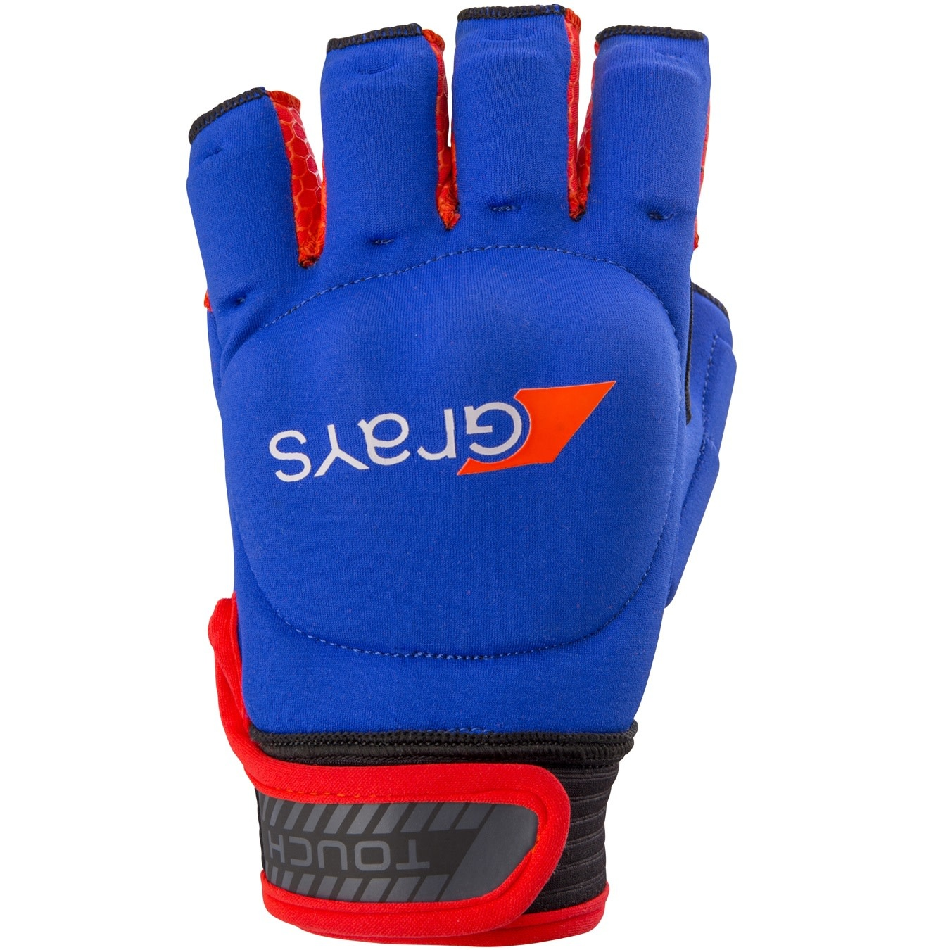 Grays Grays touch linkerhand navy - rood