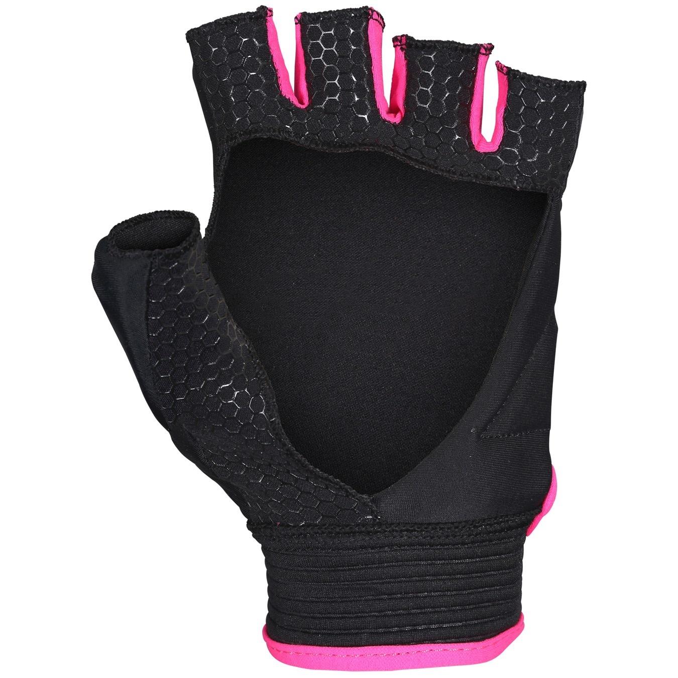 Grays Grays Touch linkerhand zwart - roze