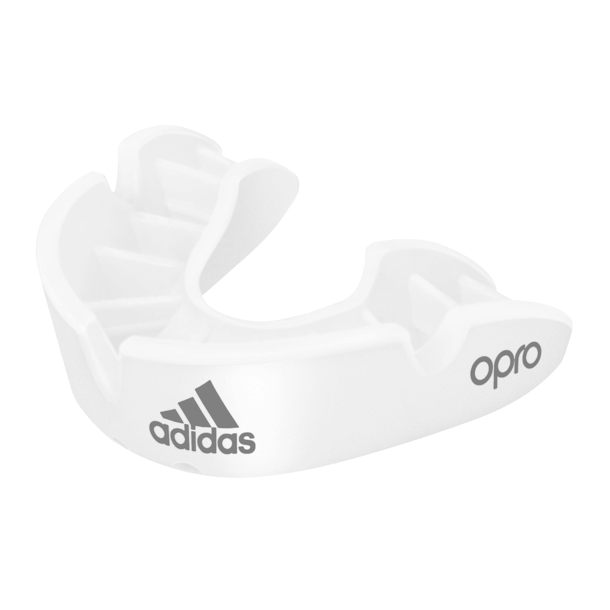 Adidas Adidas mouthguard brons  junior wit