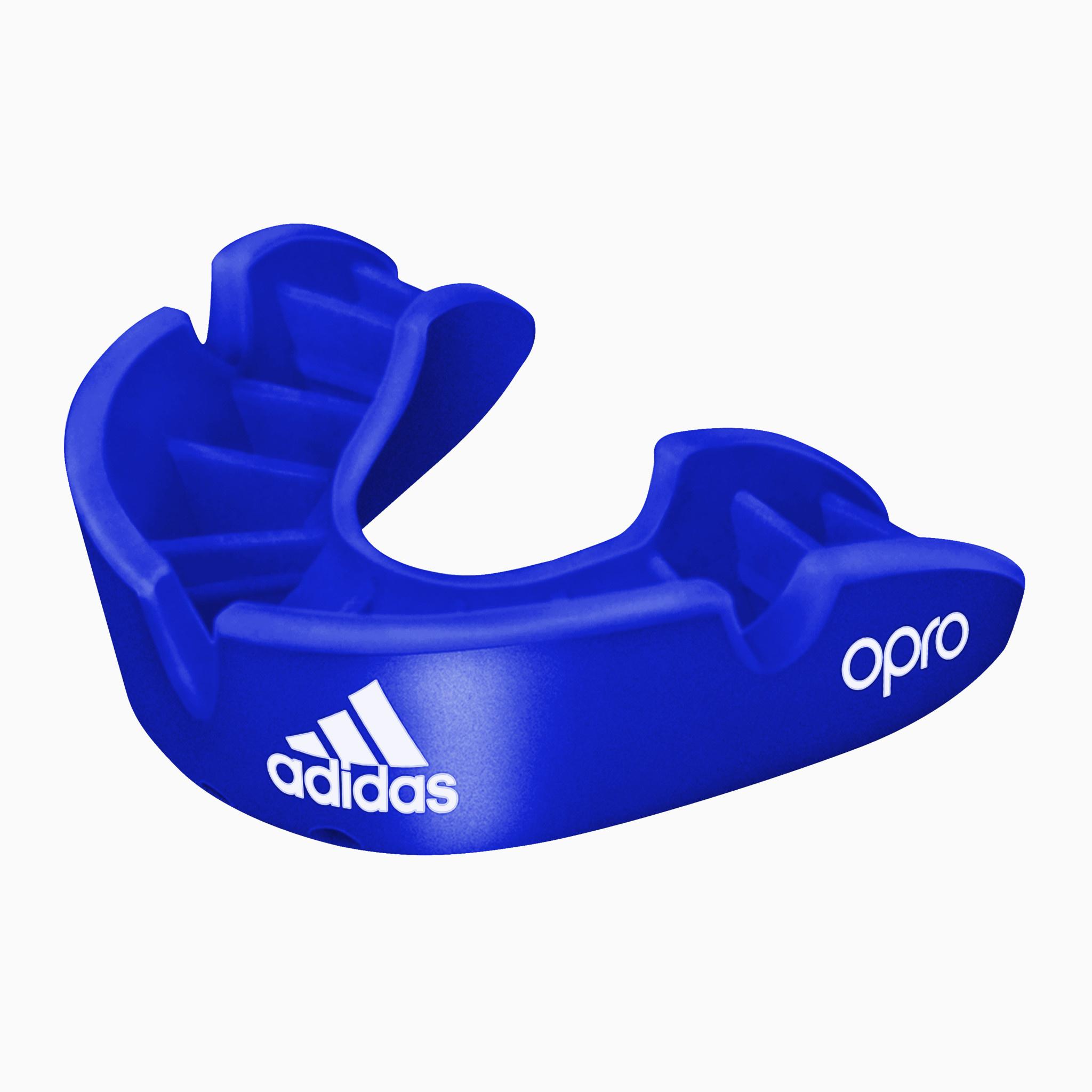 Adidas Adidas mouthguard junior brons blauw