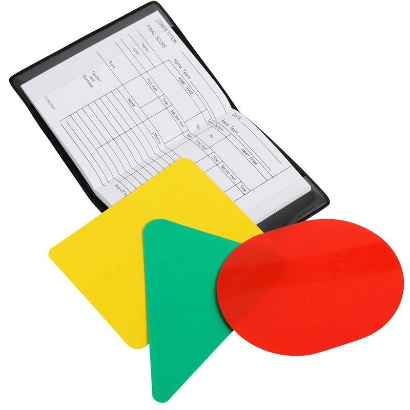 Reece Reece referee card set