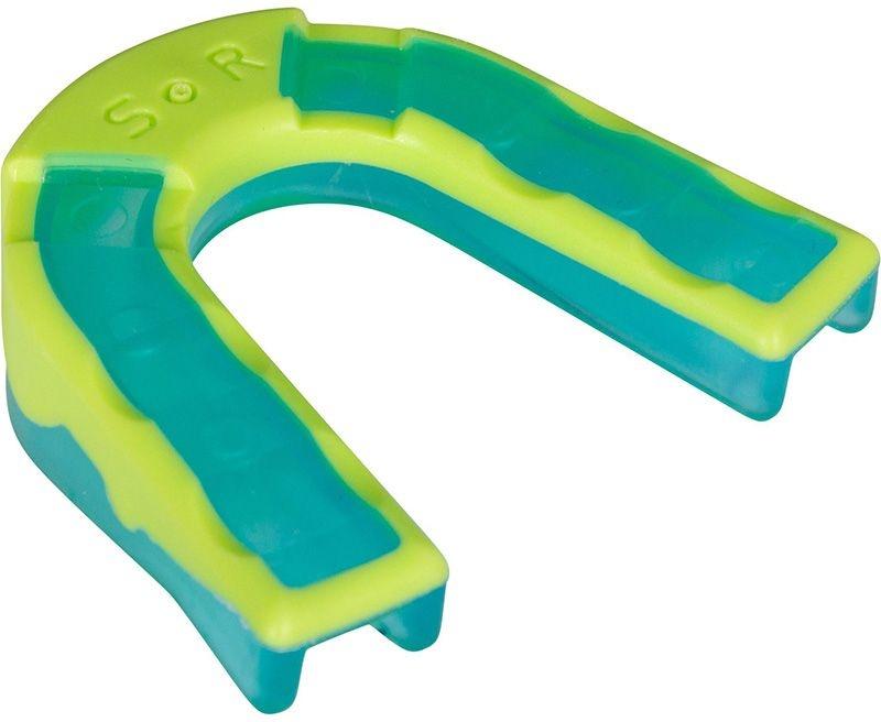 Reece Reece gebitsbeschermer senior blauw - groen