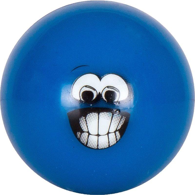 Brabo Brabo emoji training bal blauw