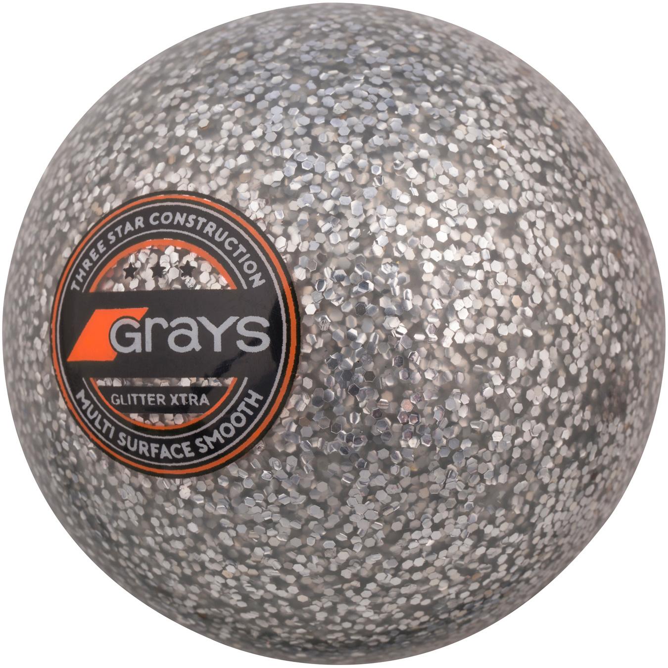 Grays Grays glitter bal zilver