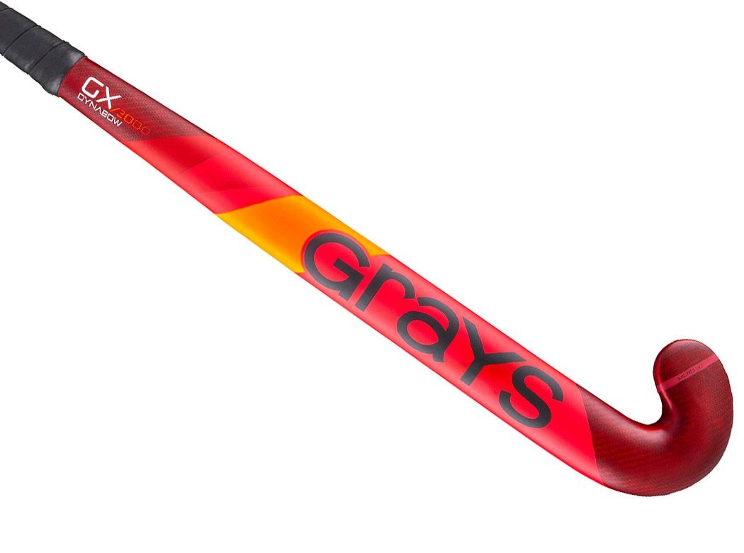 Grays Grays GX 2000 Ultrabow junior rood