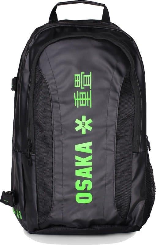 Osaka Osaka backpack zwart