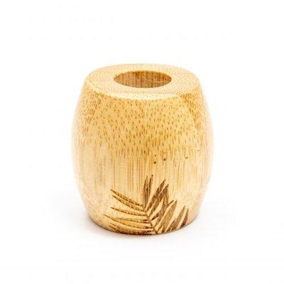 Wild and Stone Tandenborstel houder bamboe
