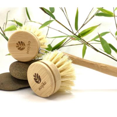Ecojiko Afwasborstel bamboe