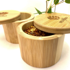 Ecojiko Kruidenpot bamboe