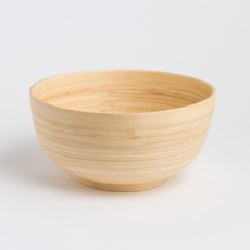 Bibol Bamboe XL slakom mat zwart