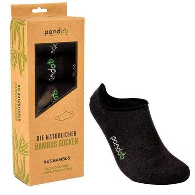 Pandoo Bamboe sokken