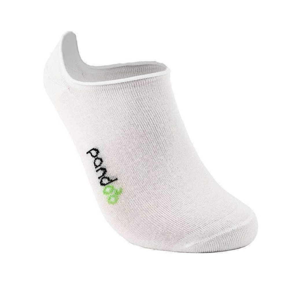 Pandoo Bamboe sokken 6 paar -wit