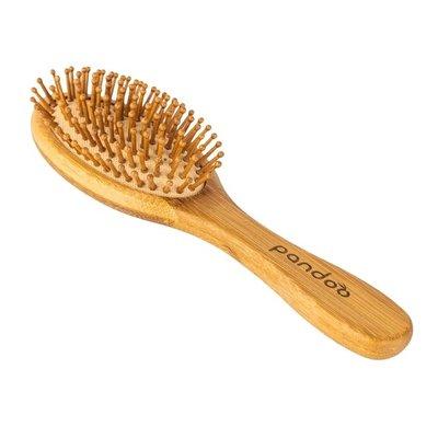 Pandoo Bamboe haarborstel