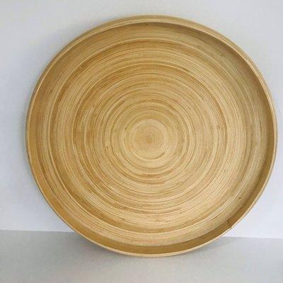 Bibol Dienblad bamboe