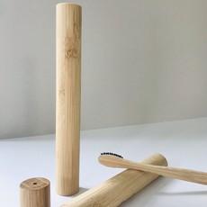 Virtuebrush Tandenborstel etui bamboe