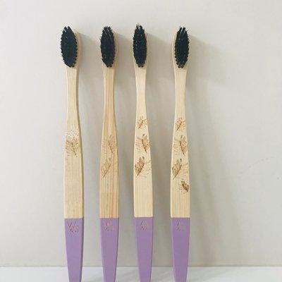 Wild and Stone Bamboe tandenborstel voor volwassenen