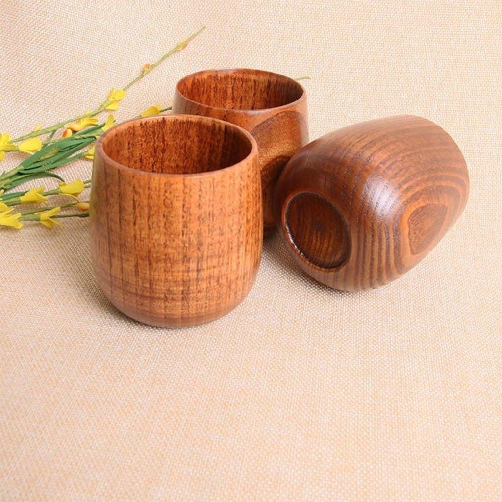 Bambooju Mok jujube hout
